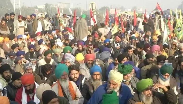 Farmer protest update