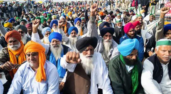 Announcement of farmer unions