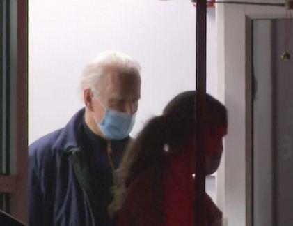 Joe Biden Suffered Hairline Fracture