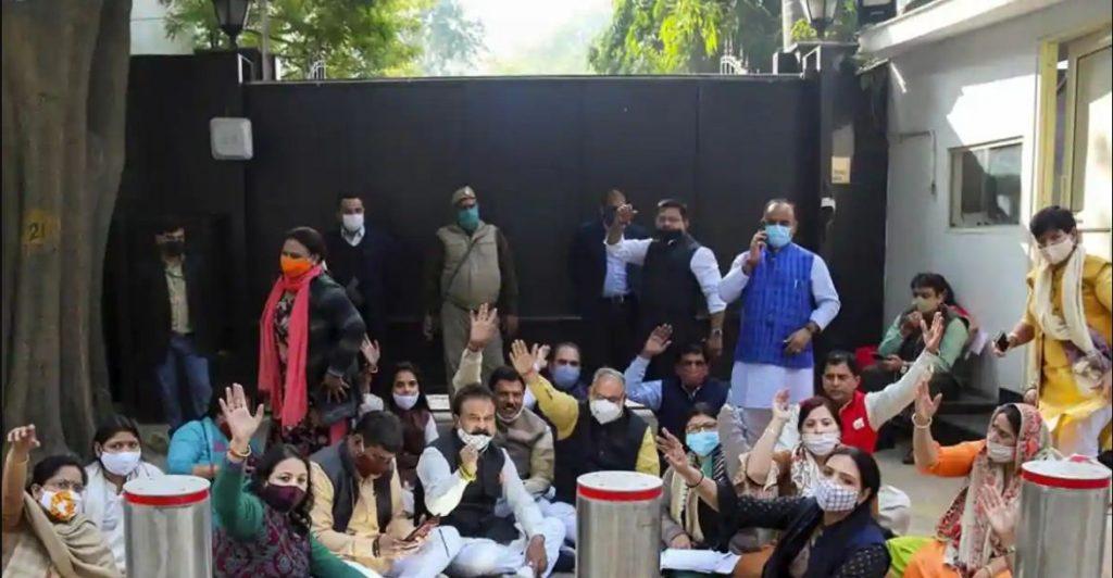 Delhi government mcd