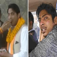 Kapil gurjar joins bjp