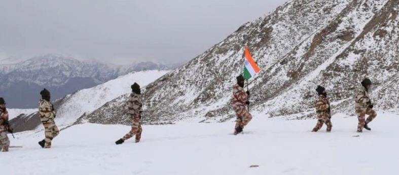 Indian Army celebrated Republic Day
