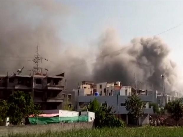 serum institute fire incident maharashtra