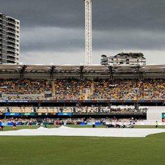 IND Vs AUS Brisbane Test