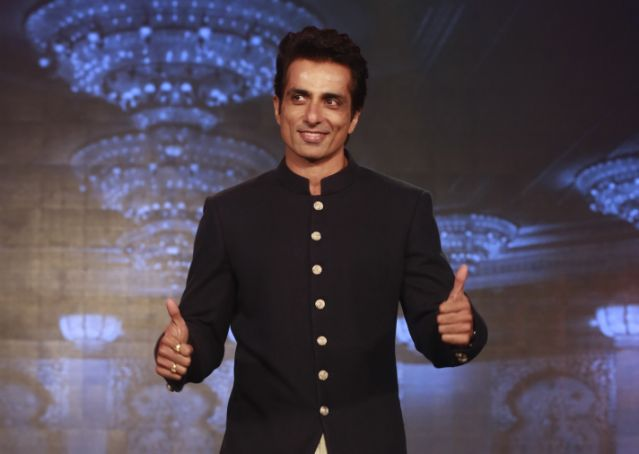 Sonu Sood now appeals to people
