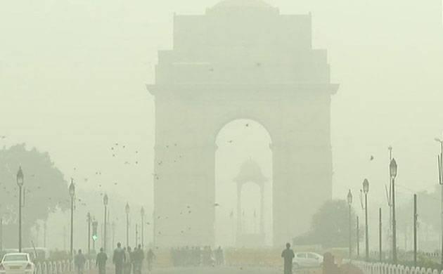 Delhi weather today delhi ncr