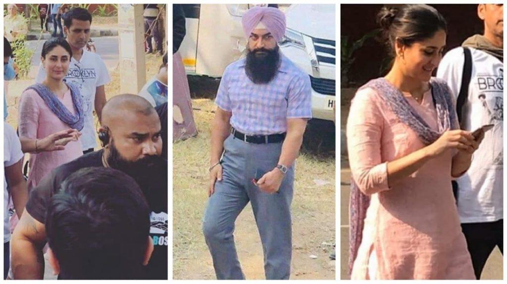 Actor Kareena Kapoor shares photo