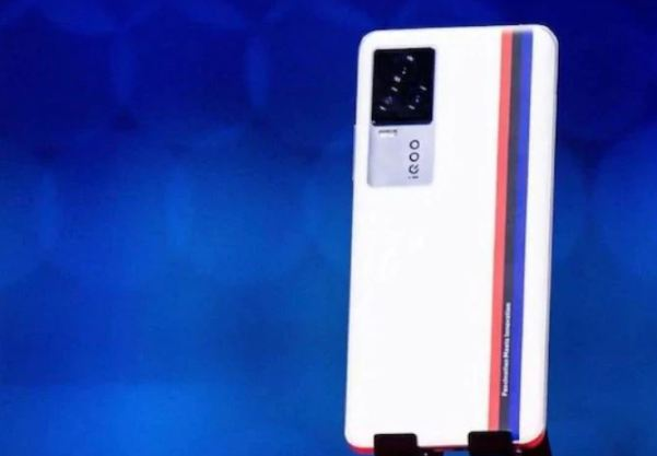 IQoo comes with 7120W fast