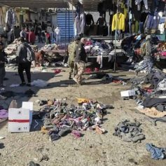 Double blast in Baghdad