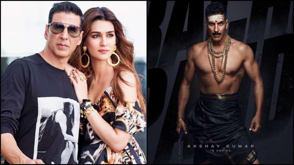 Bollywood actor Akshay Kumar's upcoming film