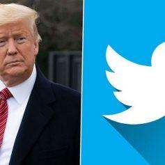 Donald trump twitter account unlocked