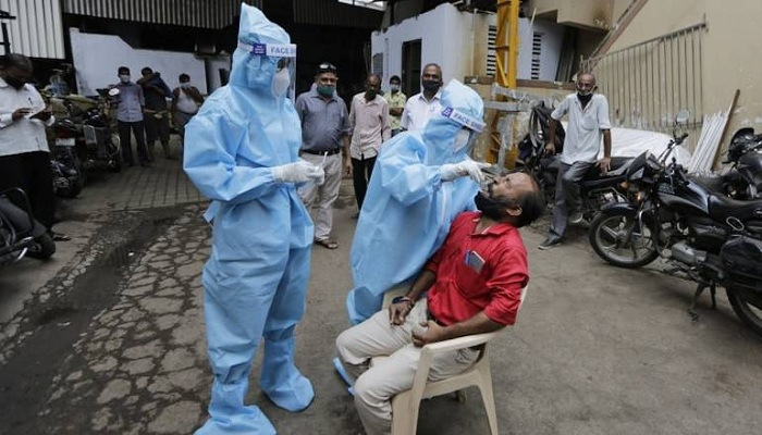Delhi corona virus infection rate