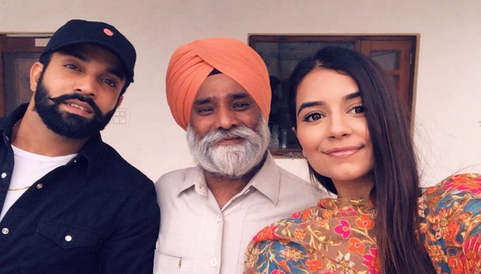 Dilpreet Dhillon's father goes missing