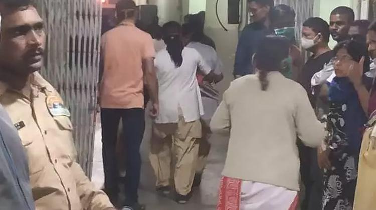 Maharashtra Bhandara Hospital Fire