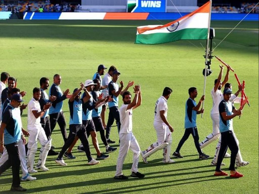 India move to No.1 spot