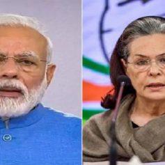Sonia gandhi said bjp govt