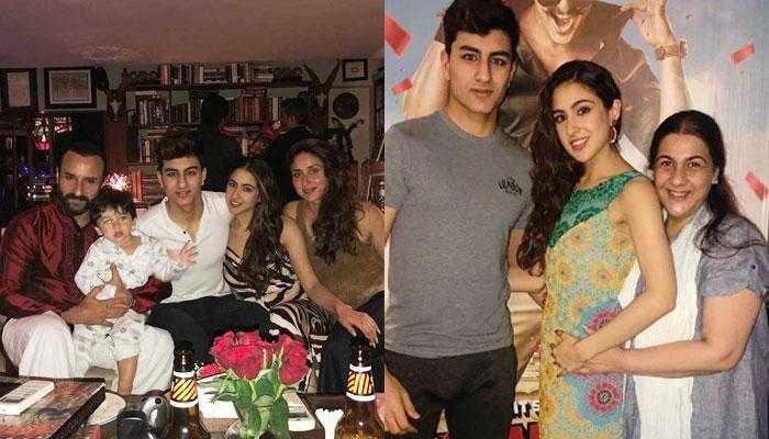 Sara Ali Khan does not call Kareena kapoor mother