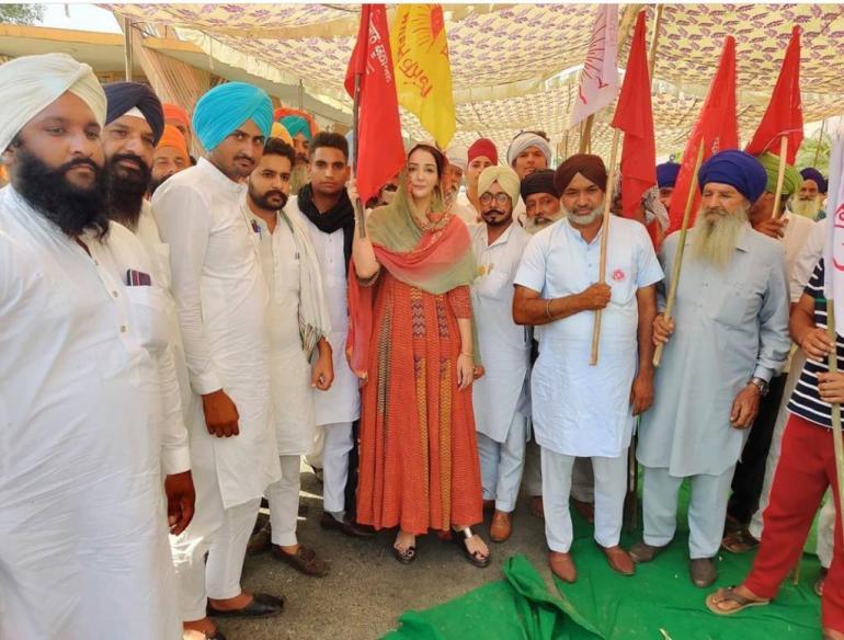Sonia Mann builds Mai Bhago Niwas