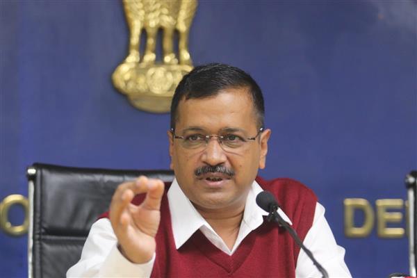 Arvind Kejriwal says AAP