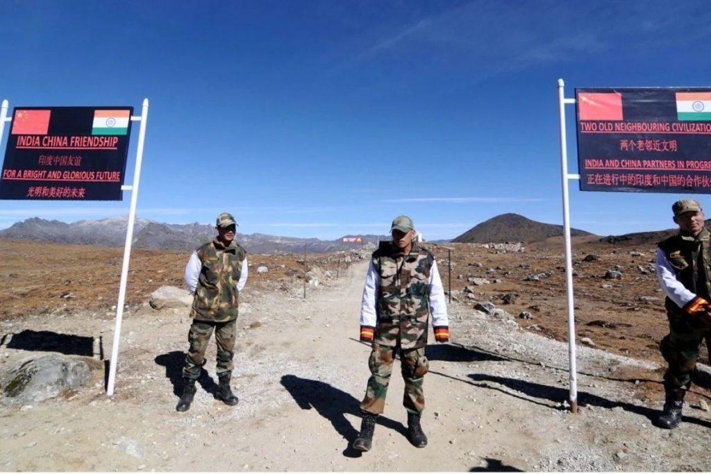 Ladakh Standoff