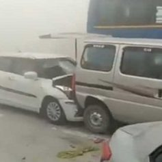 Eastern peripheral expressway accident