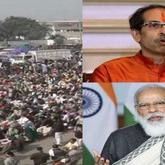 Farm laws shivsena attacks modi govt