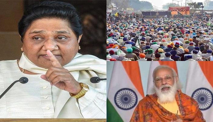 Mayawati twitter reaction