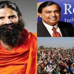 Yoga guru ramdev hopes farmers protest