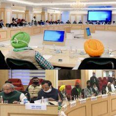 Govt farmers talks round