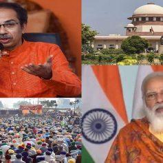Shivsena fires on modi government