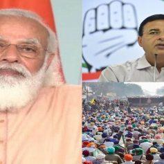 Farm laws congress attacks govt said
