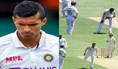 Aus vs Ind 4th Test