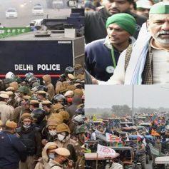 Farmers protest rakesh tikait