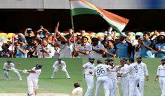 India Win Gabba Test