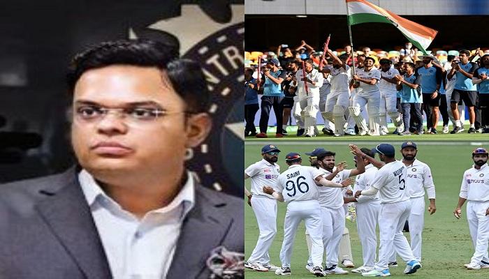 Ind vs aus jay shah says