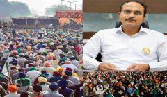 Farmers protest delhi