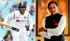 Shashi tharoor predicts that shubman gill