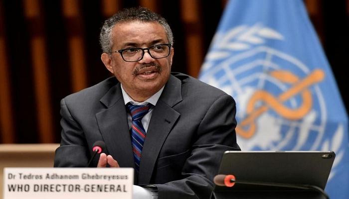 World health organization tells