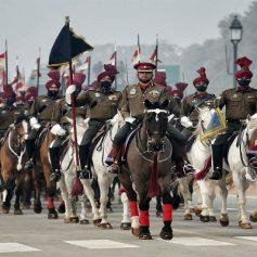 Rocking rio of 61 cavalry regiment