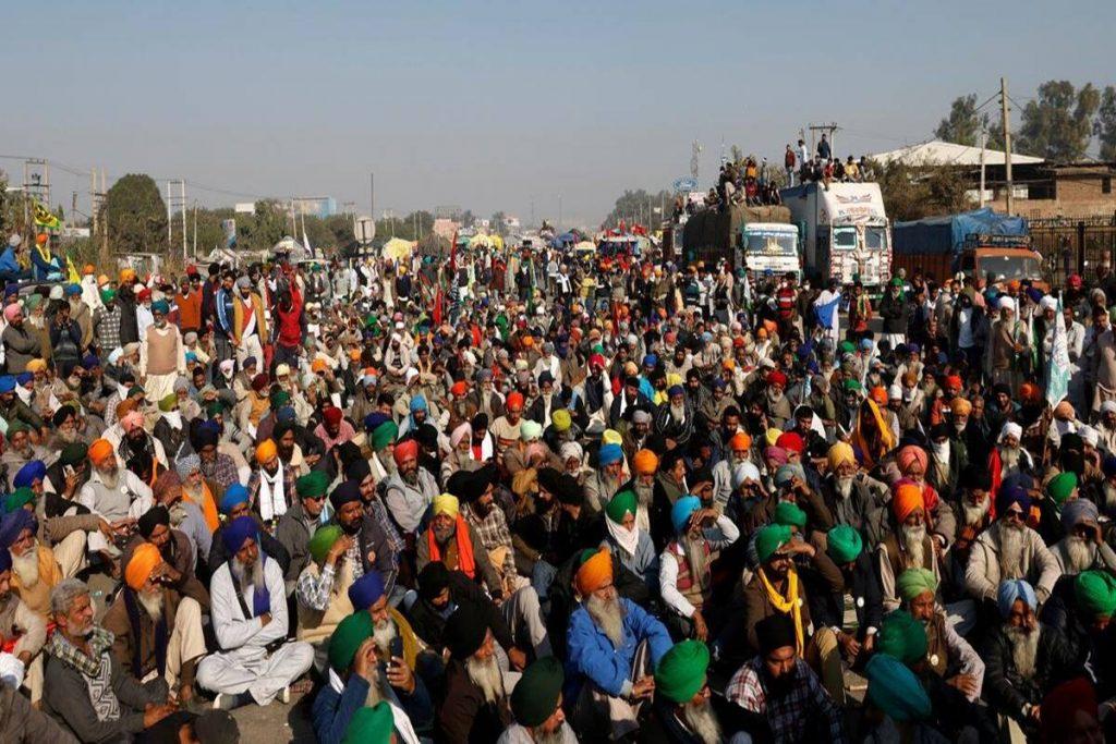 Janhvi Kapoor supports farmers