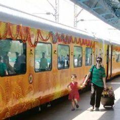 Indian railways tejas express resume