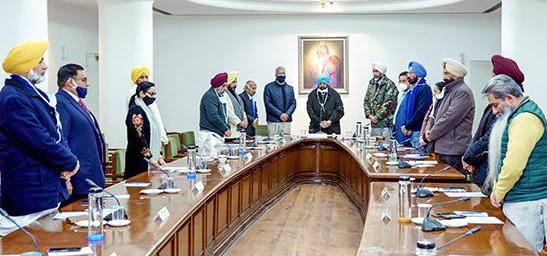 Punjab Cabinet passes resolution