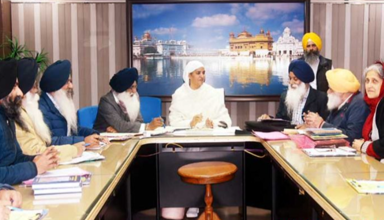 Important decisions taken by SGPC