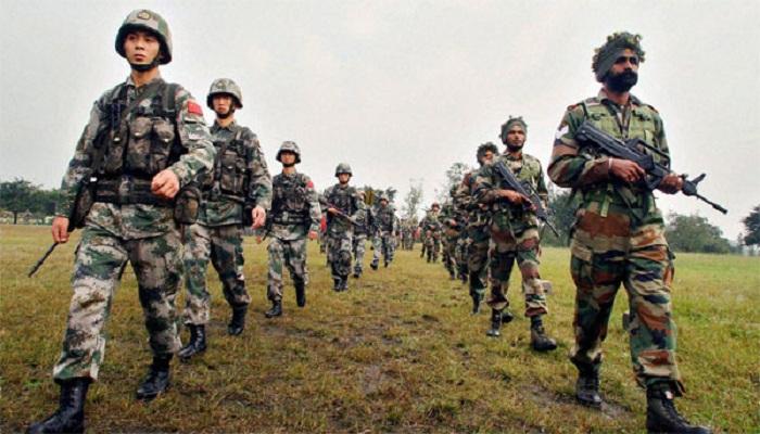 India china face lac dispute