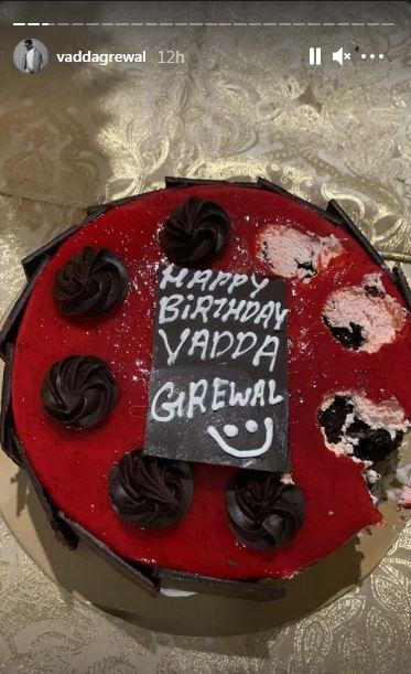 Vadda Grewal's Birthday Today