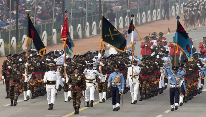 Republic day 2021 bangladesh army