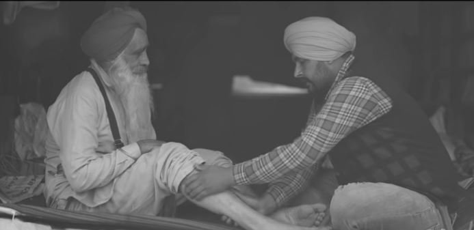 Kanwar Grewal's song Inspiring youth