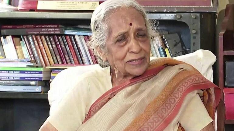 Dr Shanta of Adyar Cancer Institute