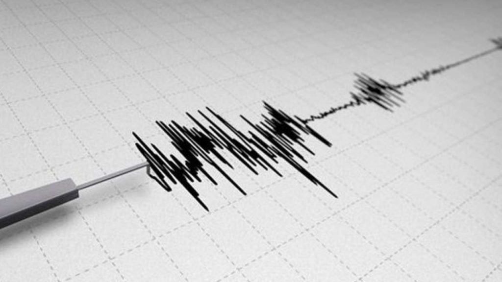 3.5 magnitude earthquake hits