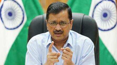 Delhi CM Kejriwal Appeals To PM Modi